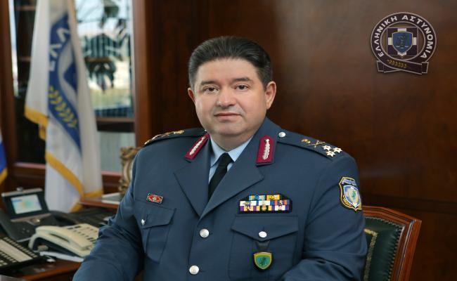 Συλλυπητήριο μήνυμα Αρχηγού Ελληνικής Αστυνομίας