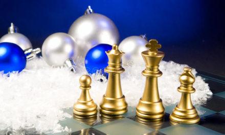 Πραγματοποίηση του 1ου Διαδικτυακού Χριστουγεννιάτικου Τουρνουά Σκάκι αστυνομικών από την Πρωτοβουλία Αστυνομικών