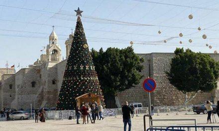 Σιωπηρά Χριστούγεννα στη Βηθλέεμ – «Ελπίζουμε ο Χριστός να σκοτώσει τον κορoνοϊό»