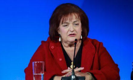 Αντιπρόεδρος της Κοινοβουλευτικής Συνέλευσης του ΝΑΤΟ η Μαριέττα Γιαννάκου,