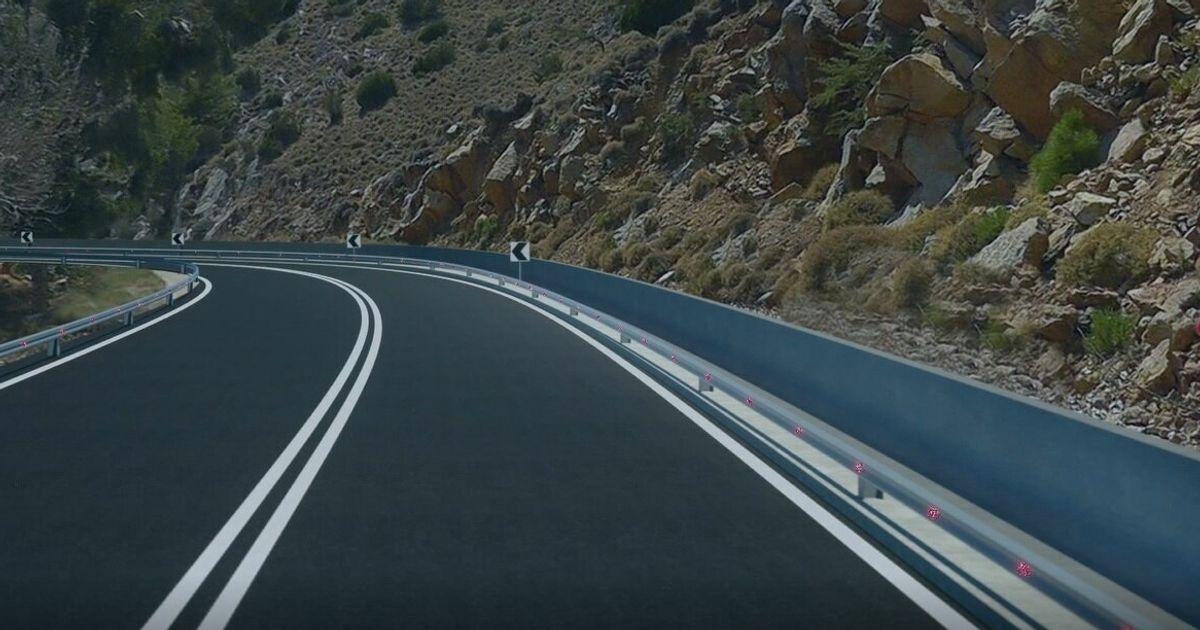 Εργα οδικής ασφάλειας σε 7.000 σημεία σε όλη τη χώρα