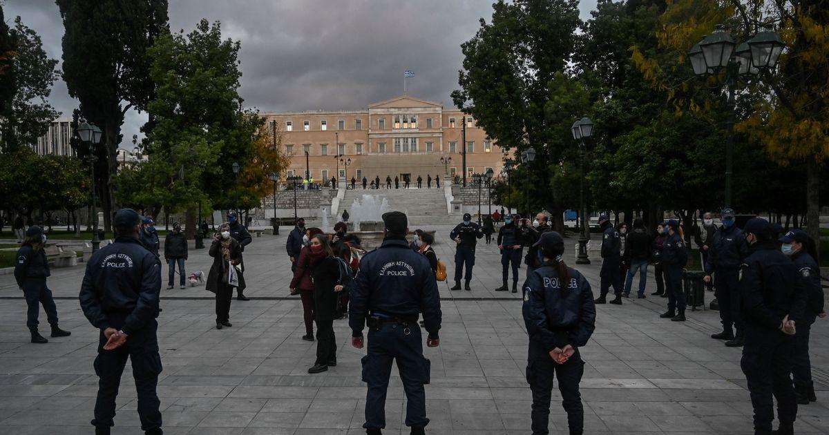 Αστυνομία και Πολιτική | HuffPost Greece