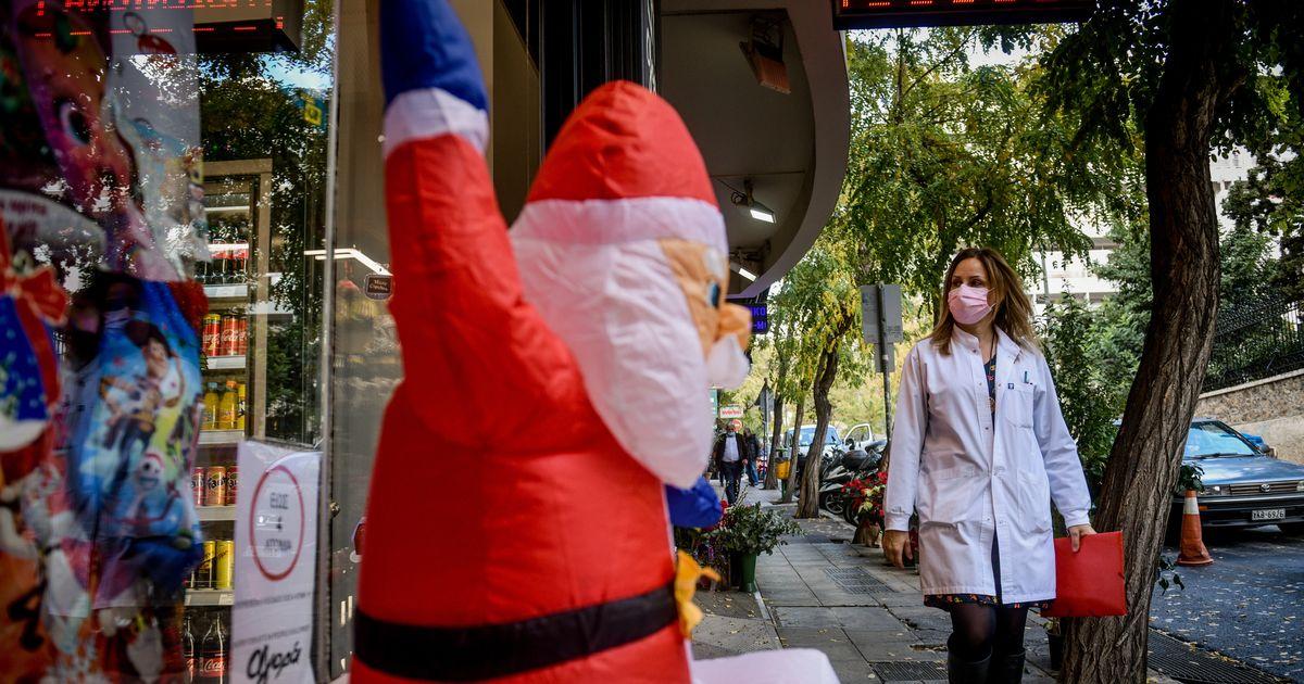 Αδ. Γεωργιάδης: Στόχος το άνοιγμα του λιανεμπορίου μέσα στις γιορτές, κλιμακωτά