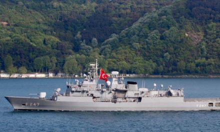 Φερόμενο επεισόδιο μεταξύ αιγυπτιακού πλοίου και της τουρκικής φρεγάτας που είχε συγκρουστεί με το «Λήμνος»