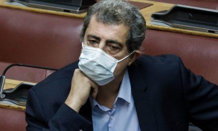 «Ναι» από τη Βουλή στην άρση ασυλίας του Παύλου Πολάκη