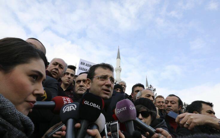 Σχέδιο δολοφονίας του Ιμάμογλου από τον ISIS δημοσιεύουν τουρκικά ΜΜΕ – Διαψεύδει η αστυνομία
