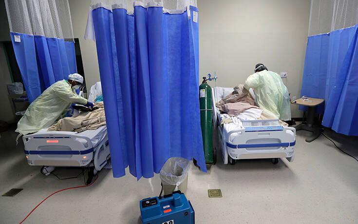 Πάνω από 2.400 νεκροί από κορονοϊό σε 24 ώρες – Newsbeast