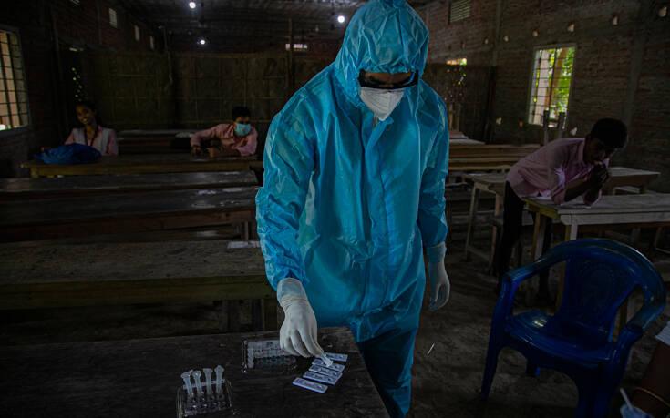 Ξεπέρασαν τους 500 οι ασθενείς από τη μυστηριώδη λοίμωξη στην Ινδία – Newsbeast
