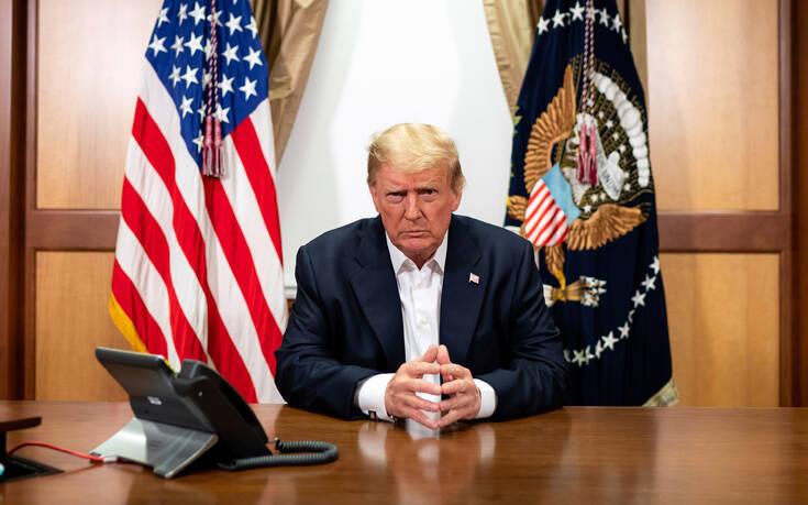 Έτοιμος για βέτο στο νομοσχέδιο για την εθνική άμυνα ο Τραμπ – Τι ζητάει να συμπεριληφθεί