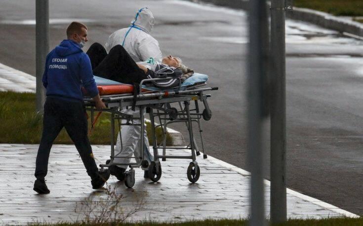 Ρεκόρ νέων κρουσμάτων και θανάτων από κορονοϊό στη Ρωσία – Newsbeast