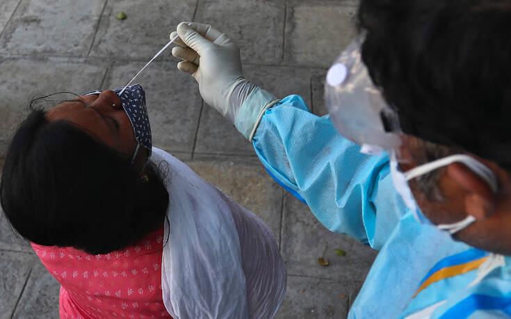 Στα 36.604 τα νέα κρούσματα κορονοϊού στην Ινδία, 501 νεκροί σε ένα 24ωρο – Newsbeast