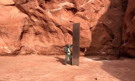 Το μέγα μυστήριο με την εξαφάνιση του μονόλιθου της Γιούτα λύθηκε – Newsbeast