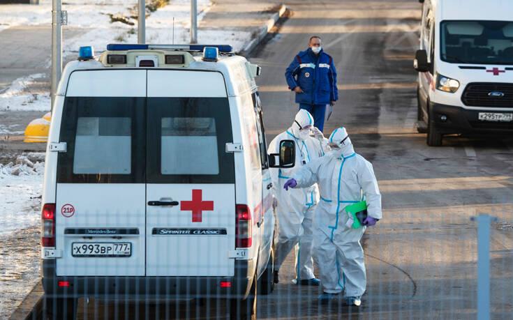 Εγκρίθηκε η έναρξη κλινικών δοκιμών του κινεζικού εμβολίου κατά του κορονοϊού στη Ρωσία