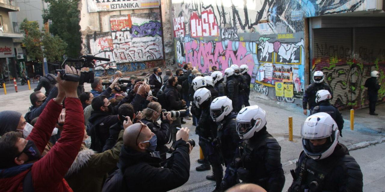 Προπηλακισμούς φωτορεπόρτερ στα Εξάρχεια καταγγέλλει η ΕΦΕ – Newsbeast