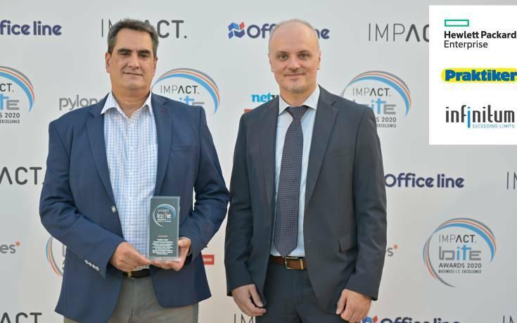 Σημαντική διάκριση για την HPE στα Impact BITE Awards – Newsbeast