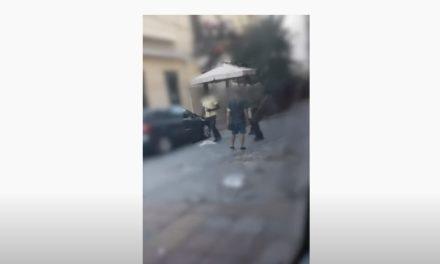Βίντεο: Η Υποδ. Ασφαλείας Αθηνών «ξήλωσε» τα βαποράκια του Μεταξουργείου