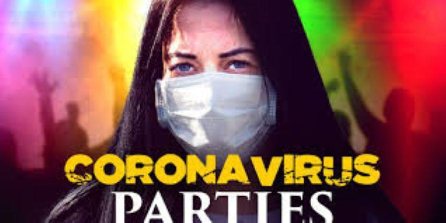"""Την ώρα που ο κορονοϊός """"καλπάζει"""" στη Θεσσαλονίκη κάποιοι εξακολουθούν να κάνουν """"κορόνο-πάρτι"""" – 7 συλλήψεις – ΒΙΝΤΕΟ"""