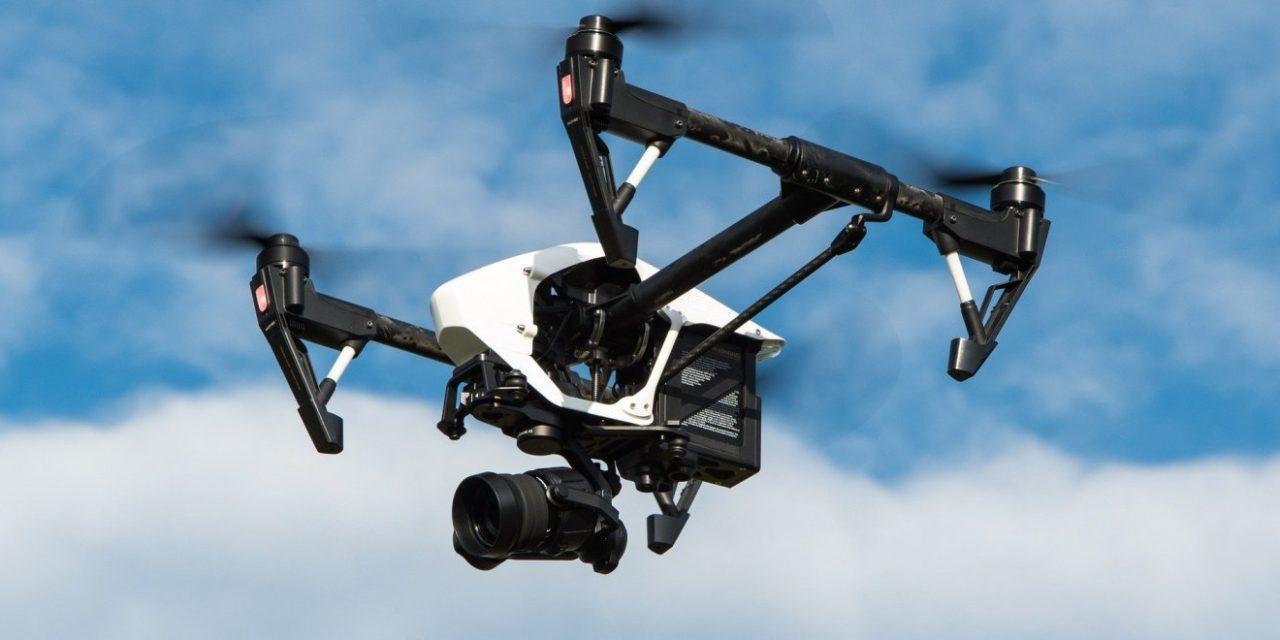 Click away αλά Big Brother: Με drone τα περίπολα της ΕΛ.ΑΣ στα καταστήματα
