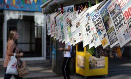 Τα πρωτοσέλιδα των κυριακάτικων εφημερίδων – Newsbeast