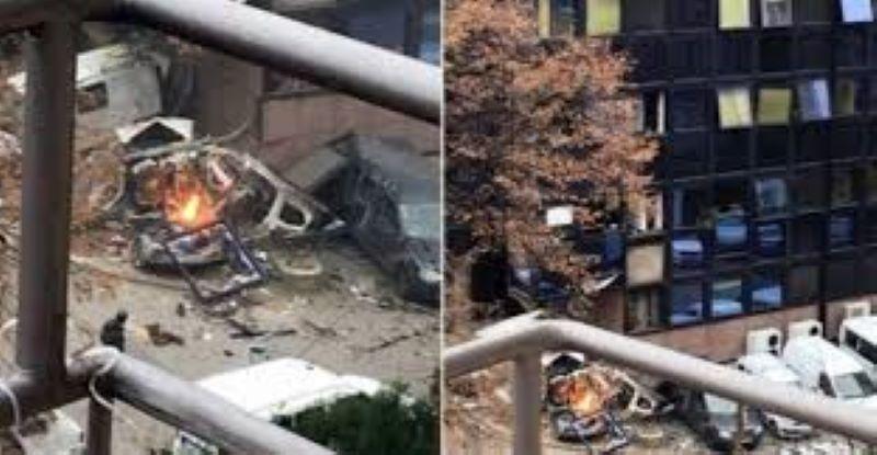 Έκρηξη στο Βελιγράδι με έναν νεκρό και τραυματίες – Συγκλονίζουν οι πρώτες εικόνες – ΒΙΝΤΕΟ – ΦΩΤΟ