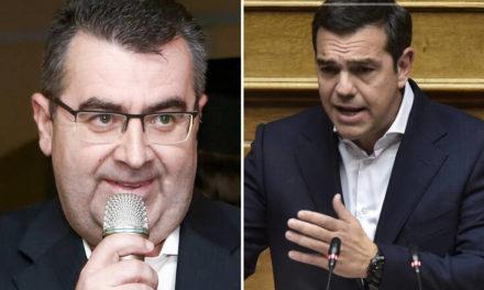 Απάντηση του εκδότη των «Παραπολιτικών» στο εξώδικο Τσίπρα – Newsbeast