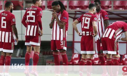 Europa League: Κόντρα στην Αϊντχόφεν ο Ολυμπιακός
