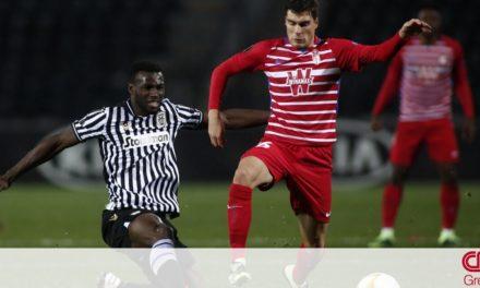 ΠΑΟΚ-Γρανάδα 0-0: Ισοπαλία και αποκλεισμός για τον «Δικέφαλο του Βορρά»