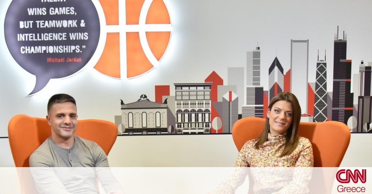 ΟΠΑΠ Game Time από τον …πάγκο με την Έλενα Παπαδοπούλου