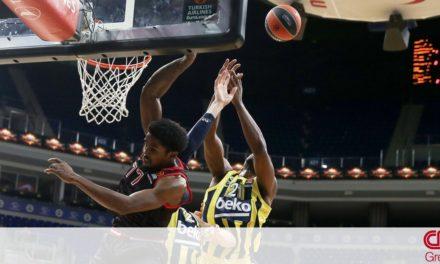 Φενέρμπαχτσε-Ολυμπιακός 84-77: Ήττα για τους «ερυθρόλευκους»
