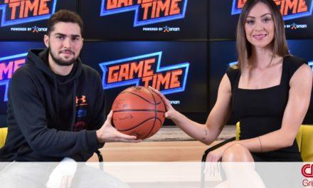 Νέα εκπομπή GAME TIME ΜΠΑΣΚΕΤ από τον ΟΠΑΠ