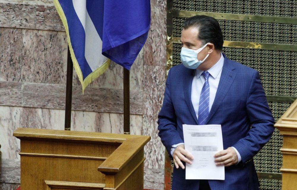 """""""Χαμός"""" στη Βουλή για τη διατίμηση στα τεστ κορονοϊού – Γεωργιάδης: Εντός της εβδομάδας η υπουργική απόφαση – Σφοδρή κριτική από την αντιπολίτευση – ΦΩΤΟ"""