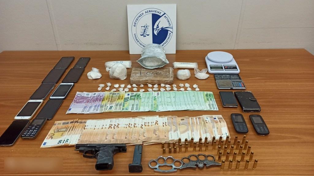 Κύκλωμα ναρκωτικών με έσοδα 6 εκατομμυρίων έπεσε στα δίχτυα της Αστυνομίας – 8 συλλήψεις /ΒΙΝΤΕΟ