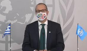 Μήνυμα του διευθυντή Ευρώπης του Παγκόσμιου Οργανισμού Υγείας προς τους Έλληνες : Λίγη υπομονή με μάσκες, μην εφησυχάζετε – Το εμβόλιο έφτασε / ΒΙΝΤΕΟ