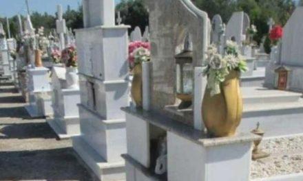 Οργή στην Κρήτη: Βεβήλωσαν τάφους στο Κοιμητήριο Γαζίου