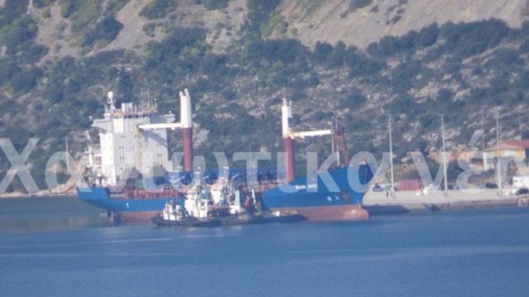 Κρήτη: Μετά από 8 μήνες και υπό άκρα μυστικότητα αναχώρησε το «Mekong Spirit» με τα εκρηκτικά