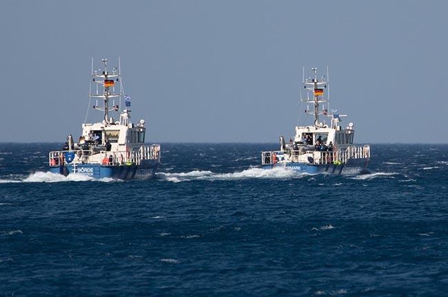 SOS εξέπεμψε σκάφος στο Θρακικό Πέλαγος – Έρευνες του λιμενικού