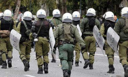 Νέο Ηράκλειο: Δέκα συλλήψεις στο μνημόσυνο Φουντούλη-Καπελώνη