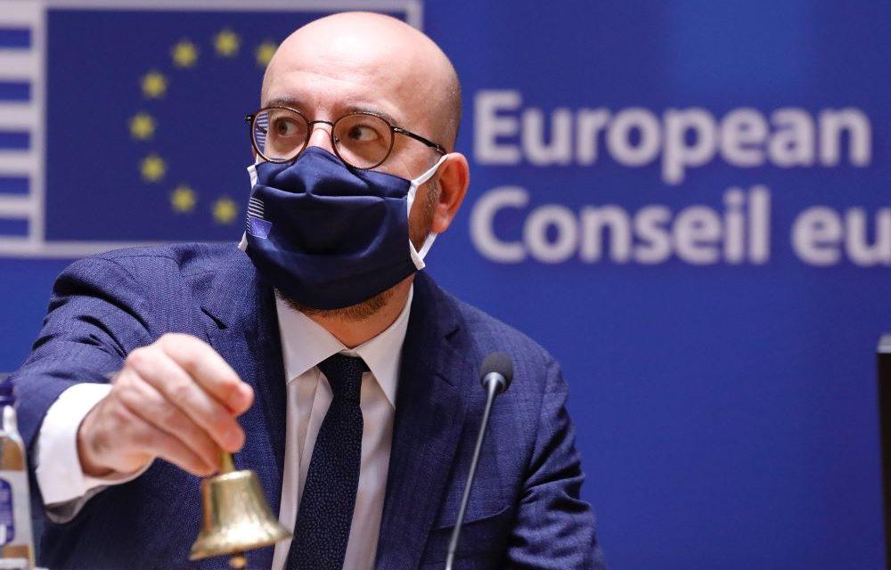 Σοβαρή εξέλιξη – Πρόεδρος Ευρωπαϊκού Συμβουλίου: H EE είναι έτοιμη να επιβάλει κυρώσεις στην Άγκυρα