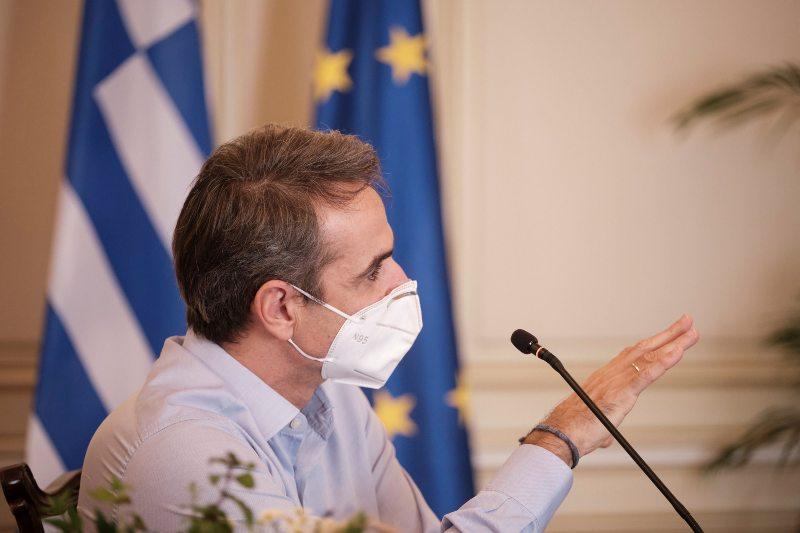 Μητσοτάκης : Τον Ιανουάριο τα εμβόλια στη Ελλάδα