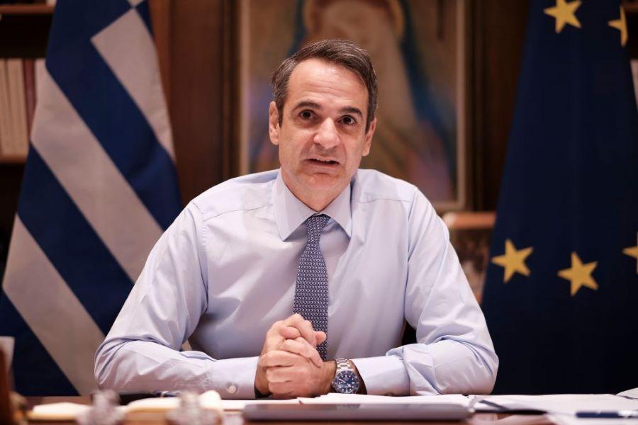 Μητσοτάκης : Έχουμε βελτιώσει την απορρόφηση των ευρωπαϊκών πόρων
