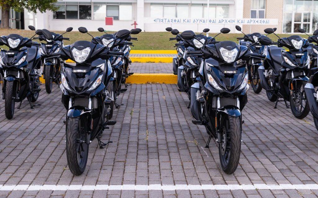 100 νέες μηχανές στην ΕΛ.ΑΣ. – Ποιες υπηρεσίες ενισχύθηκαν με οχήματα