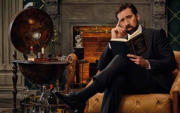 Ο Nicolas Cage γίνεται παρουσιαστής για πρώτη φορά και αναλύει την ιστορία των βρισιών – Newsbeast