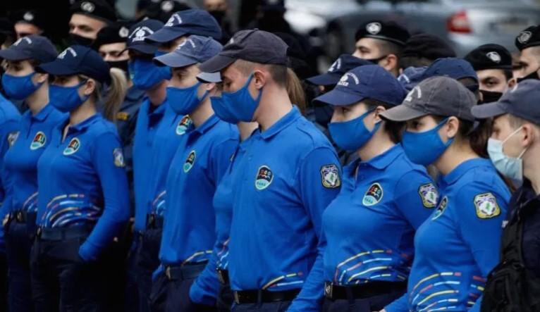 Ανάγκη για τεστ covid-19 στους αστυνομικούς που συμμετείχαν στα μέτρα