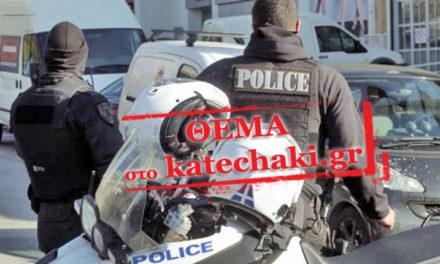 Επ' αυτοφώρω σύλληψη διαρρήκτη στη Νέα Φιλαδέλφεια (pics)
