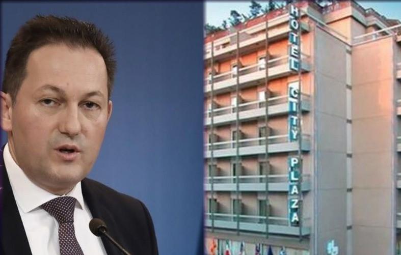 """""""Καταπέλτης"""" ο Πέτσας: Θα πληρώσει ο ΣΥΡΙΖΑ το λογαριασμό των 312.500 ευρώ για την κατάληψη στο City Plaza; – ΒΙΝΤΕΟ"""
