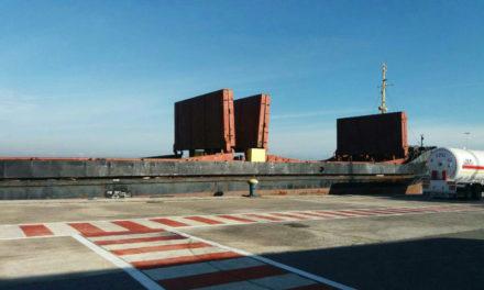 Τι λέει η εταιρία του πλοίου με τα εκρηκτικά: «Τα πηγαίναμε σε Σεΐχη με χρυσορυχεία»