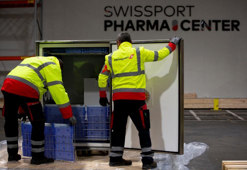 Πώς θα γίνει η παγκόσμια μεταφορά των εμβολίων του κορονοϊού