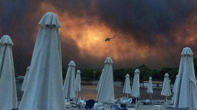 Ο Δημήτρης Μπαλτάκος γράφει για τη φονική πυρκαγιά στο Μάτι