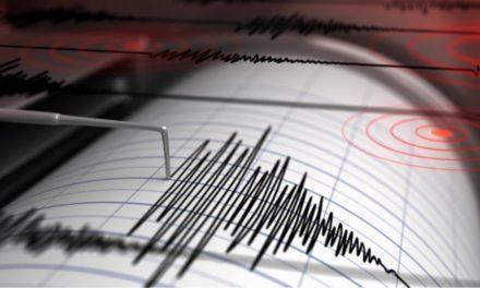 Σεισμός 5,2 Ρίχτερ ανάμεσα σε Κύπρο και Τουρκία – Αισθητός και στη Ρόδο