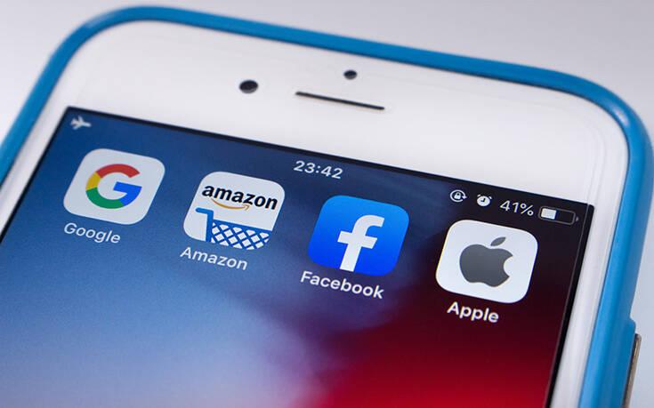 «Επιθετικές εξαγορές» από τέσσερις τεχνολογικούς κολοσσούς – Newsbeast